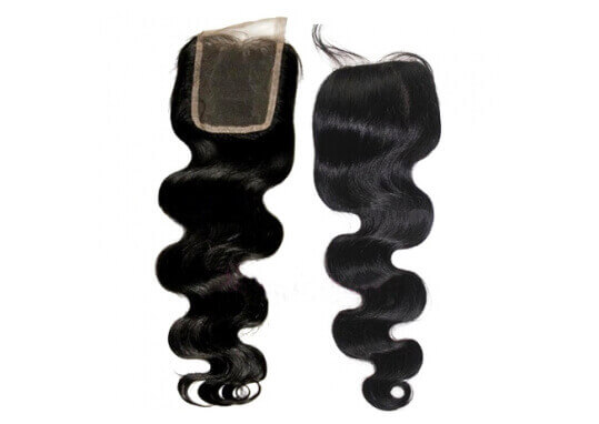Human Hair Lace Closure